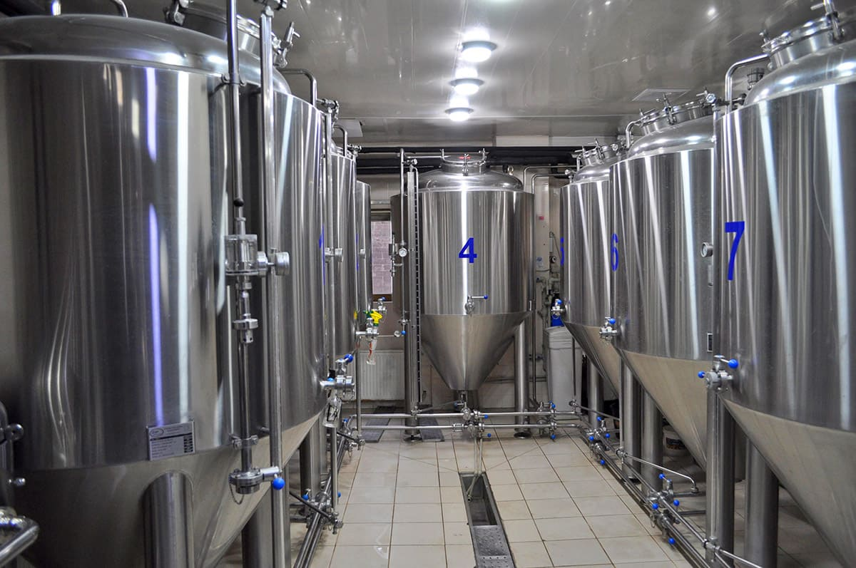 Торська пивоварня