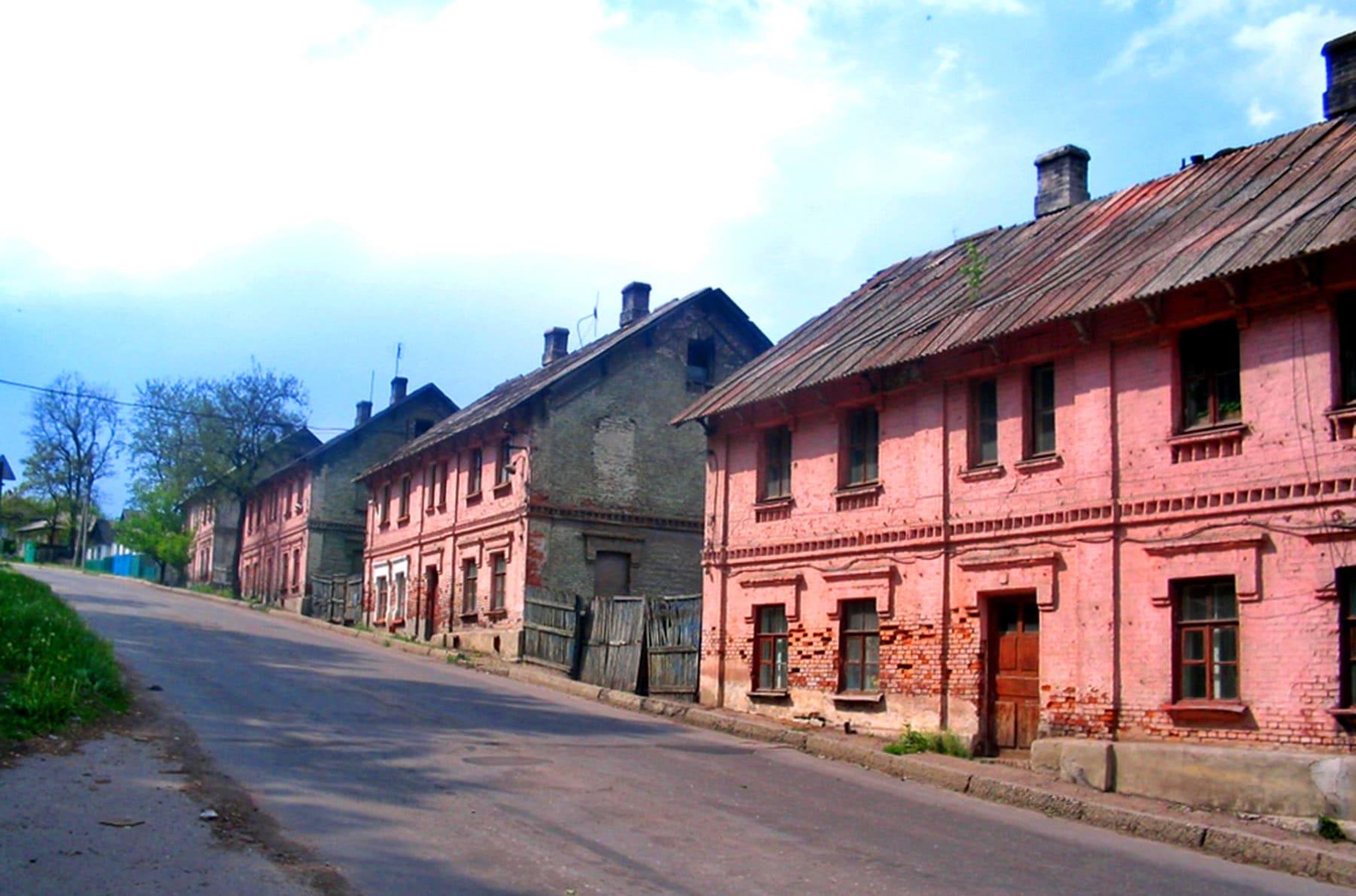Лисичанськ. Маршрути