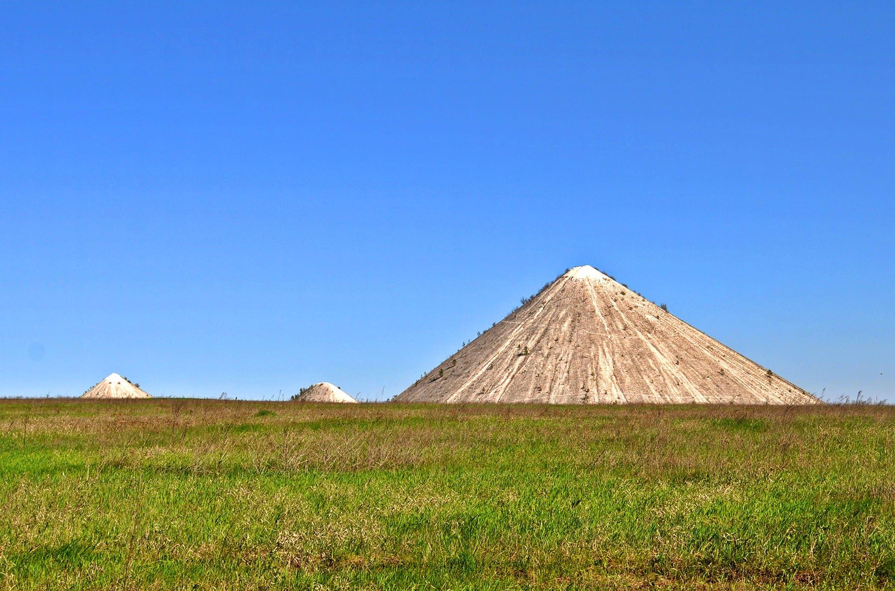 Райгородоцьке родовище крейди. Маршрути