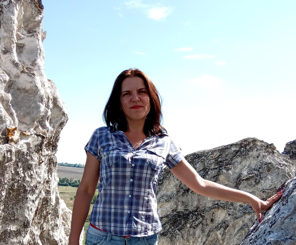 Неля Фотіна, краєзнавець, член Національної Спілки Краєзнавців України, генеалогічний дослідник