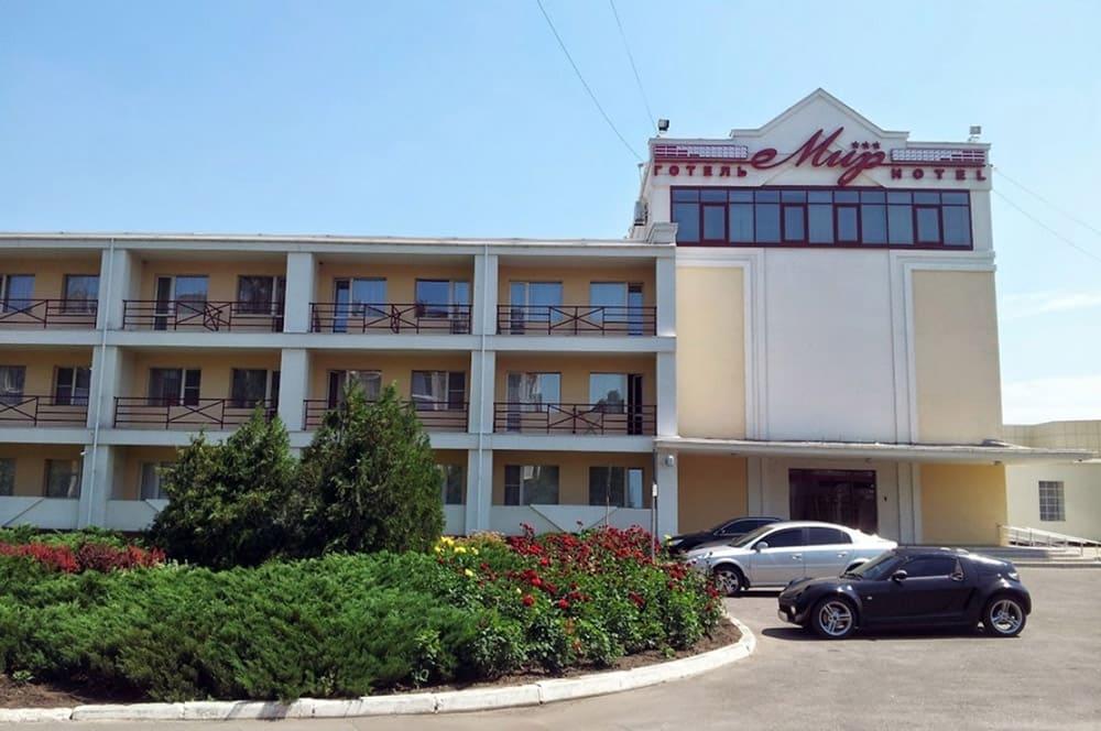 Отель «Мир»