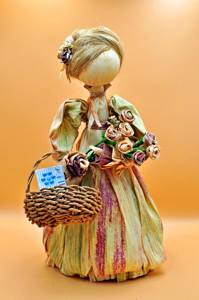 Авторська лялька «Солеславна»