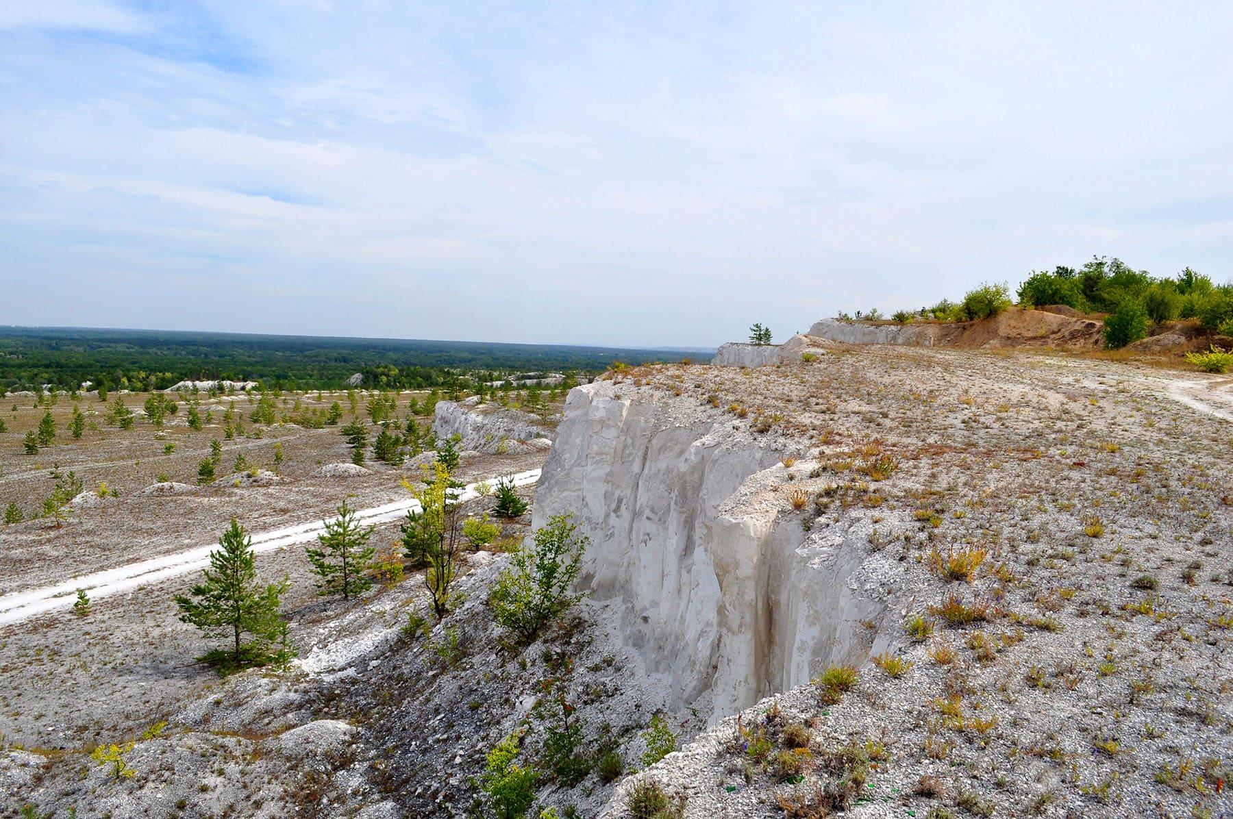 Тур «Шлях, позначений сіллю». Райгородоцьке родовище крейди