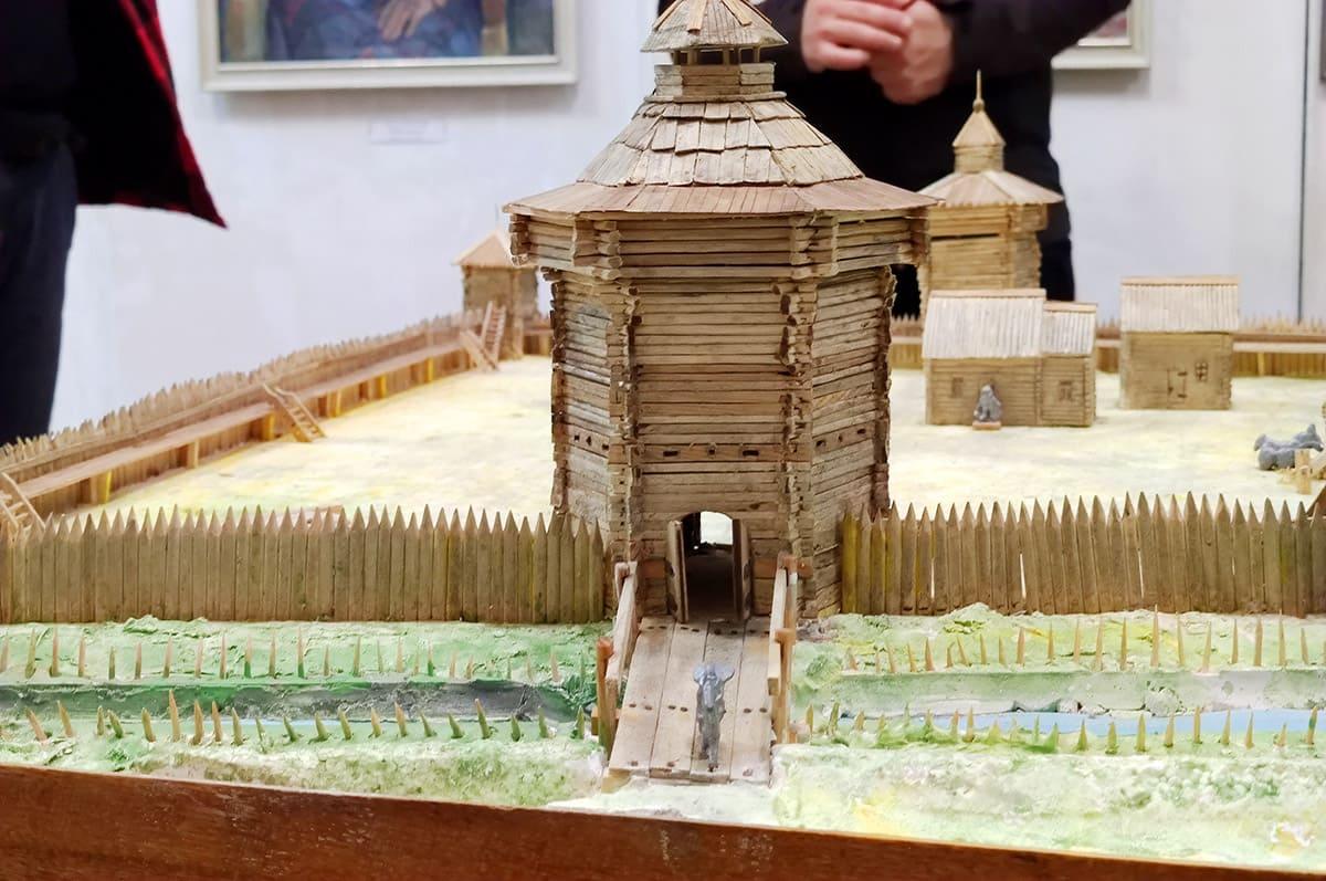 Туристическая экспедиция «В поисках Торской крепости»
