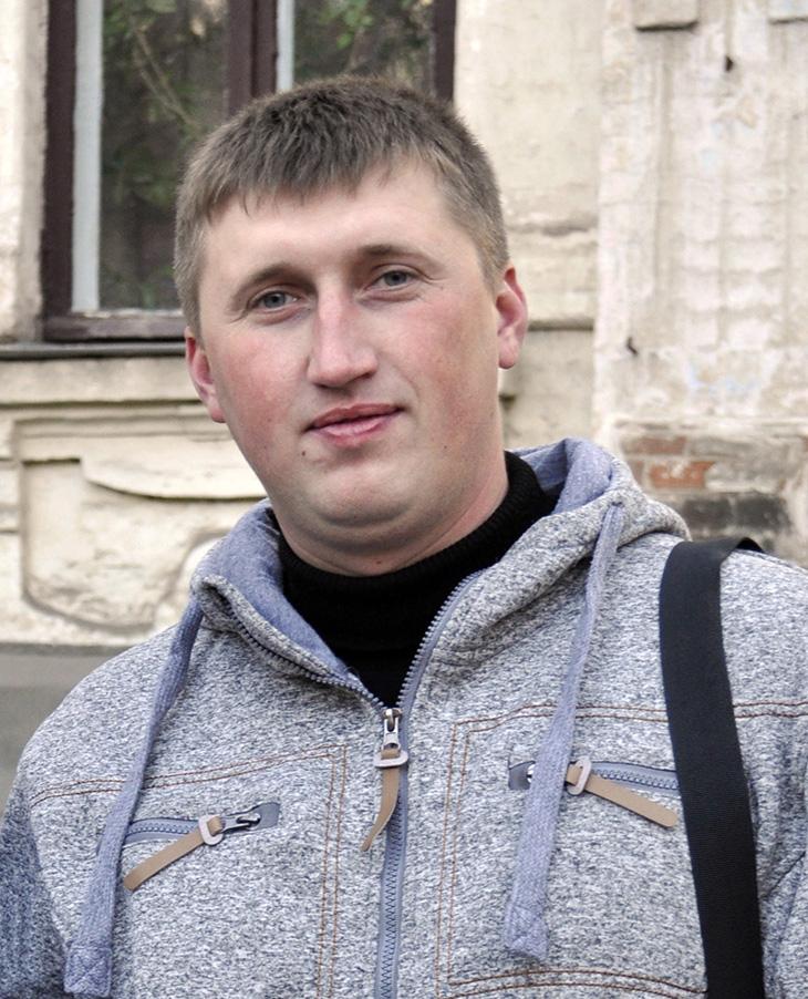 Михайло Кулішов