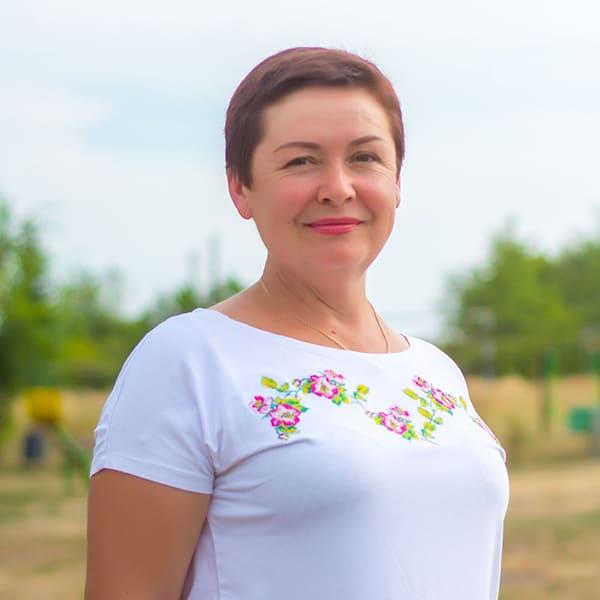 Ірина Баришенко