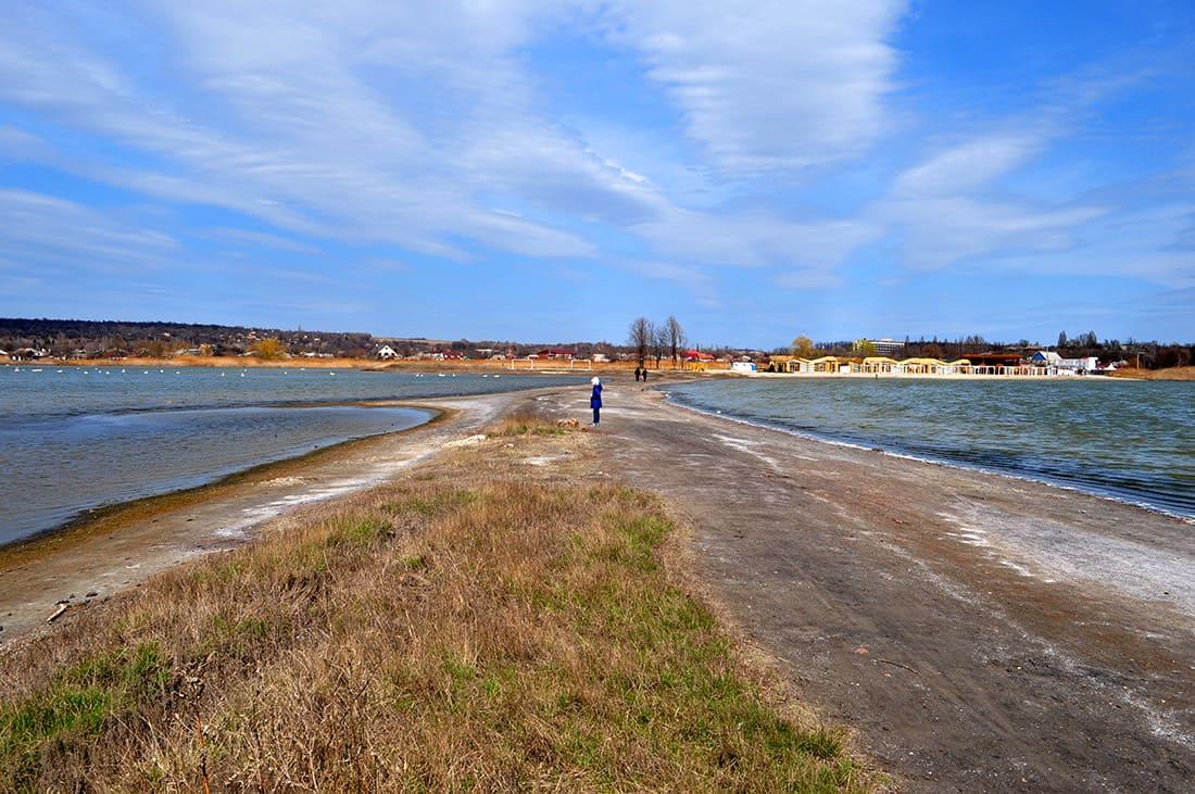 екскурсія по соленим озерам