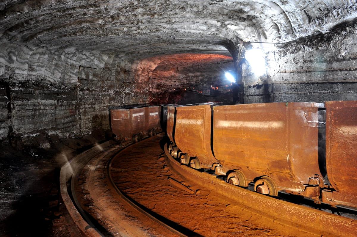 Экскурсия в Соляную шахту